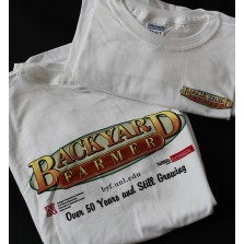 Short Sleeve Backyard Farmer T-shirts