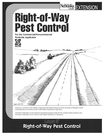 Right of Way Pest Control (09) Manual