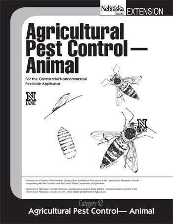Agricultural Pest Control-Animal (02) Manual