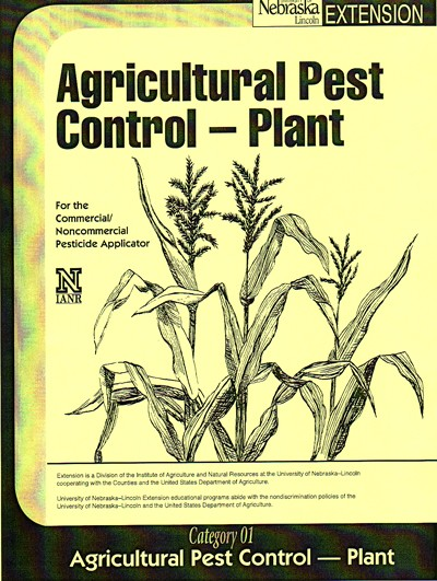 Agricultural Pest Control-Plant (01) Manual