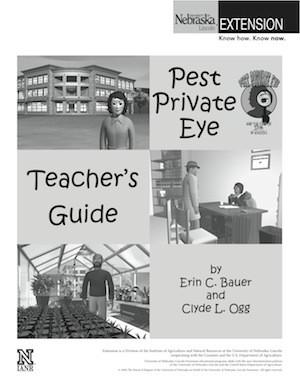 Pest Private Eye Teacher's Guide