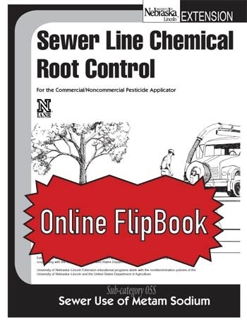 Sewer Line Chemical Root Control (05S) FlipBook