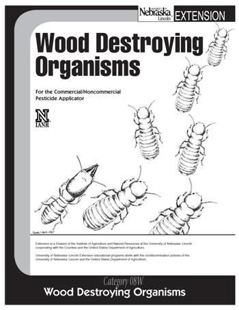 Wood Destroying Organisms (08W) Manual