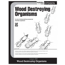 Wood Destroying Organisms (08W) Manual