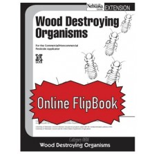 Wood Destroying Organisms (08W) FlipBook