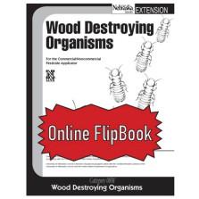 Wood Destroying Organisms (08W) FlipBook