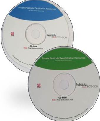 CDs with certification label